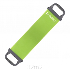 EP01 GREEN 0.5 x 150 x 550 MM EXPANDER PILATES HMS
